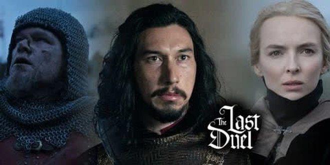 Hồi hộp với trận tử chiến vì mỹ nhân trong trailer The Last Duel, bom tấn Trung Cổ mới nhất của đạo diễn lừng danh Ridley Scott - Ảnh 2.
