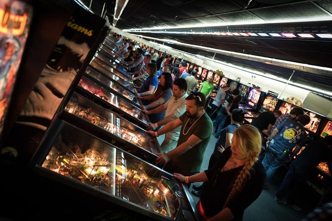 Bảo tàng máy pinball lớn nhất thế giới sắp đóng cửa, chuyển thành cơ sở trồng cần sa - Ảnh 1.