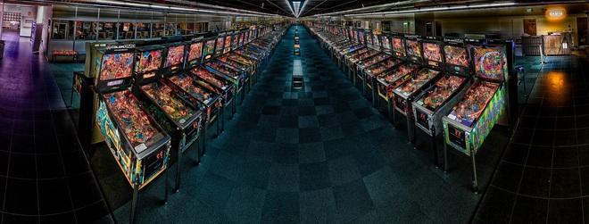 Bảo tàng máy pinball lớn nhất thế giới sắp đóng cửa, chuyển thành cơ sở trồng cần sa - Ảnh 2.