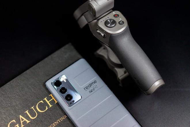 realme GT Master Edition ra mắt: Màn hình AMOLED 120Hz, Snapdragon 778G/870, sạc nhanh 65W, giá từ 8.5 triệu đồng - Ảnh 6.