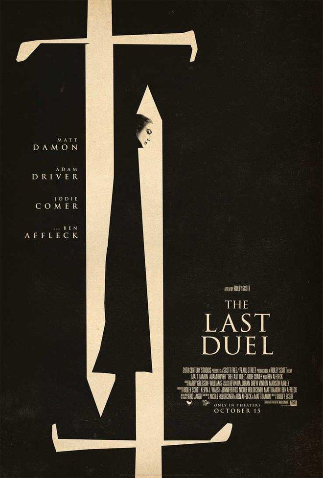 Hồi hộp với trận tử chiến vì mỹ nhân trong trailer The Last Duel, bom tấn Trung Cổ mới nhất của đạo diễn lừng danh Ridley Scott - Ảnh 3.