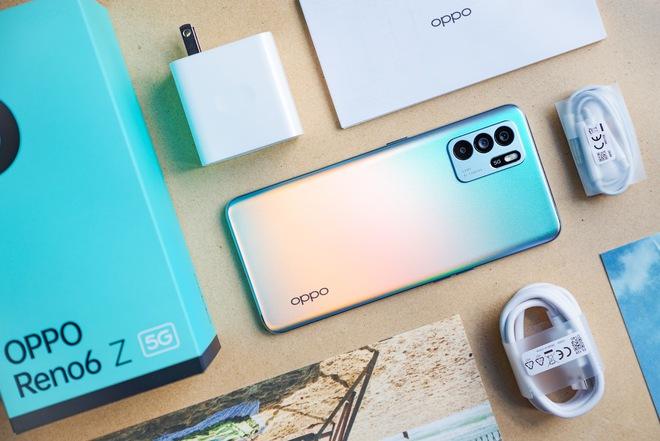 OPPO Reno phiên bản thứ 6: chú tắc kè hoa biến hoá đa dạng bậc nhất thị trường smartphone - Ảnh 1.