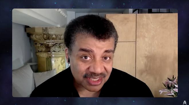 """Neil deGrasse Tyson: nhận định """"tỷ phú đã bay vào không gian"""" là chưa đúng! - Ảnh 1."""