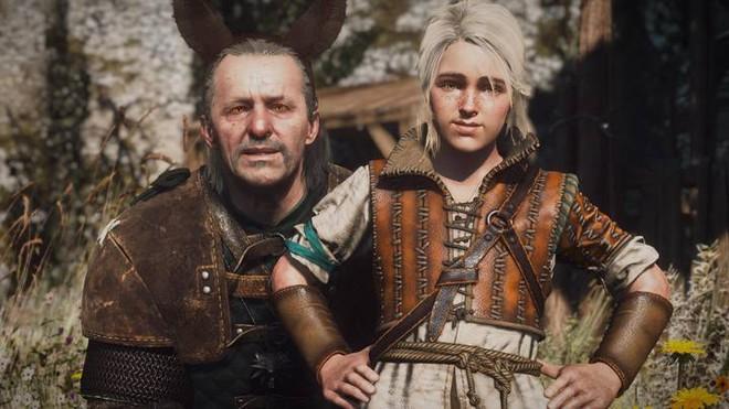 Bộ anime ăn theo The Witcher tung teaser mới, hé lộ tuổi trẻ ngông cuồng của Vesemir - sư phụ Geralt - Ảnh 2.