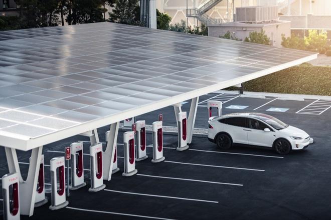 Tesla trải hoa hồng cho xe điện: Có thật VinFast sẽ ngồi mát ăn bát vàng? - Ảnh 3.