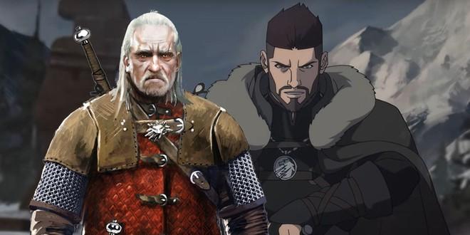 Bộ anime ăn theo The Witcher tung teaser mới, hé lộ tuổi trẻ ngông cuồng của Vesemir - sư phụ Geralt - Ảnh 3.