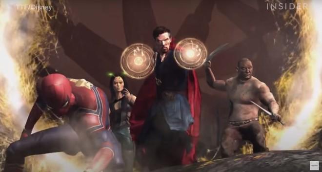 Đây là cách Marvel hoàn thành 1 bộ phim từ trước khi bắt đầu bấm máy - Ảnh 2.