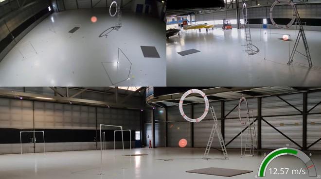 Drone tự lái đã có thể chiến thắng trước các mẫu drone do con người điều khiển - Ảnh 3.