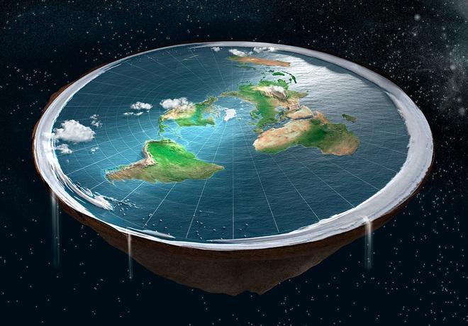 Nếu Trái Đất phẳng, 8 điều quen thuộc sẽ trở nên kỳ lạ như thế này - Ảnh 6.
