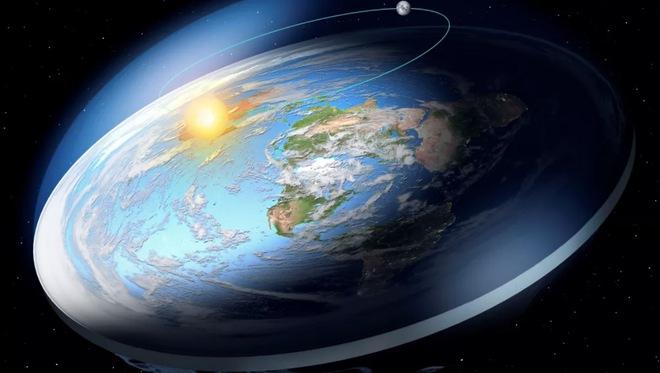 Nếu Trái Đất phẳng, 8 điều quen thuộc sẽ trở nên kỳ lạ như thế này - Ảnh 1.