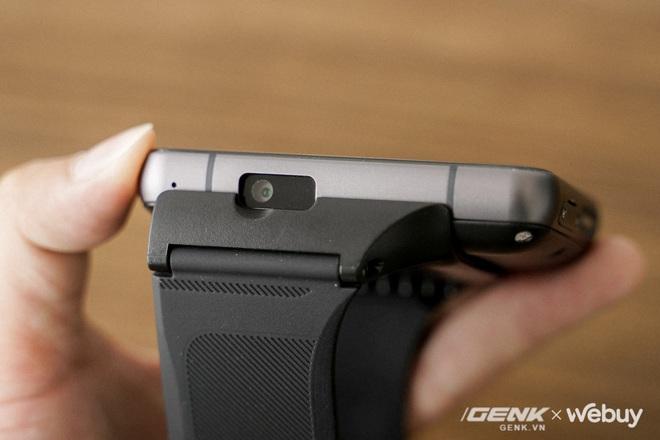 """Trên tay Lokmat Appllp Max: Smartwatch """"siêu to khổng lồ"""" chạy Android, có 4G, cấu hình """"ngon"""", đánh game phà phà - Ảnh 3."""