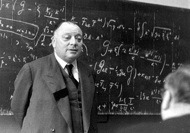 Pauli: Nhà khoa học có nọc độc đáng sợ tới mức ngay cả Einstein cũng phải lạnh gáy khi tới gần - Ảnh 3.