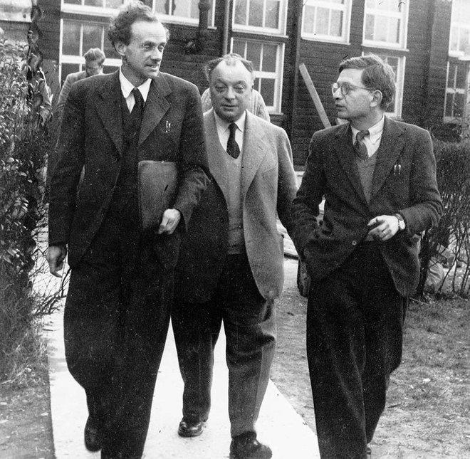 Pauli: Nhà khoa học có nọc độc đáng sợ tới mức ngay cả Einstein cũng phải lạnh gáy khi tới gần - Ảnh 5.