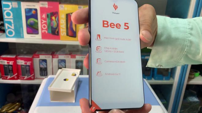 Smartphone Vsmart bất ngờ xuất hiện trên thị trường dù Vingroup đã rút khỏi thị trường di động (Cập nhật: Phản hồi từ VinSmart) - Ảnh 3.