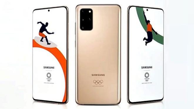 Điểm danh những chiếc điện thoại Samsung đã gắn liền với Olympic - Ảnh 7.