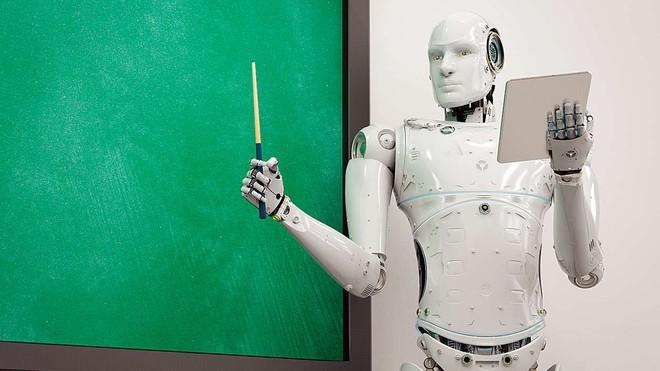 Tương lai của học tập trực tuyến: trí tuệ nhân tạo thay giáo viên chấm điểm và viết lời phê - Ảnh 3.
