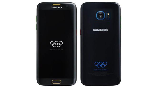 Điểm danh những chiếc điện thoại Samsung đã gắn liền với Olympic - Ảnh 6.