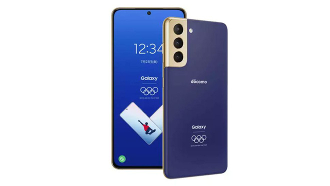 Điểm danh những chiếc điện thoại Samsung đã gắn liền với Olympic - Ảnh 8.