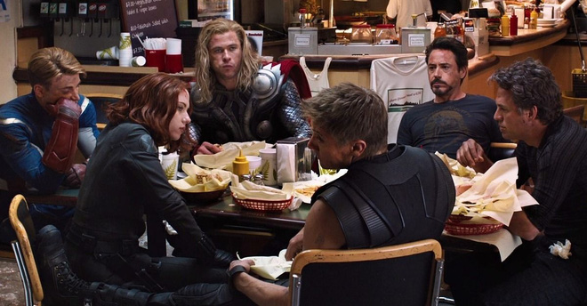 Có thể bạn chưa biết: Đoạn credit của The Avengers được ghi hình chỉ 2 ngày sau buổi lễ ra mắt phim, vài ngày trước khi phát hành toàn cầu - Ảnh 2.
