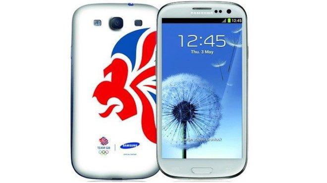 Điểm danh những chiếc điện thoại Samsung đã gắn liền với Olympic - Ảnh 5.