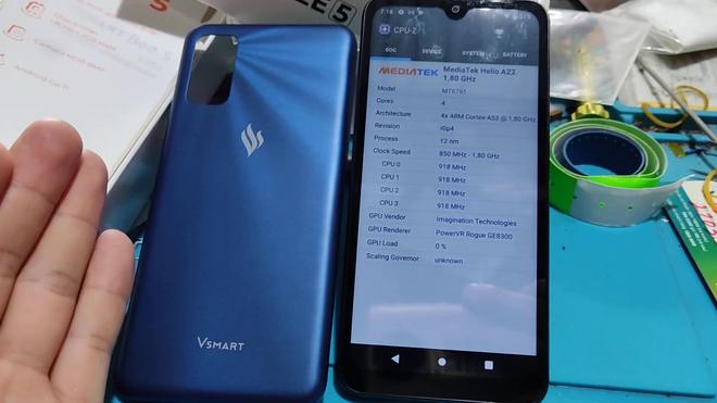 Smartphone Vsmart bất ngờ xuất hiện trên thị trường dù Vingroup đã rút khỏi thị trường di động (Cập nhật: Phản hồi từ VinSmart) - Ảnh 7.