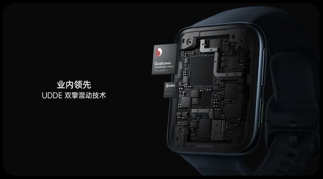 OPPO Watch 2 ra mắt: Thiết kế không đổi, nâng cấp hiệu năng, có thêm chế độ e-Sport, pin 4 ngày, giá từ 4.6 triệu đồng - Ảnh 3.
