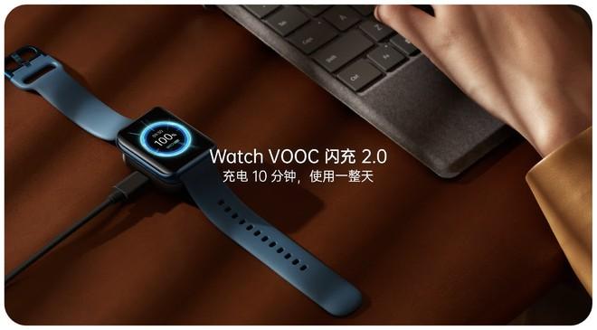 OPPO Watch 2 ra mắt: Thiết kế không đổi, nâng cấp hiệu năng, có thêm chế độ e-Sport, pin 4 ngày, giá từ 4.6 triệu đồng - Ảnh 7.