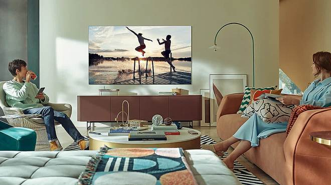 Vì sao tôi chọn nâng cấp lên TV Neo QLED 65 inch? - Ảnh 3.