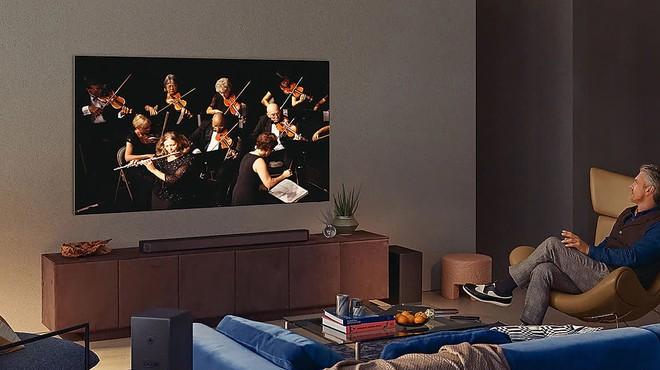 Vì sao tôi chọn nâng cấp lên TV Neo QLED 65 inch? - Ảnh 4.