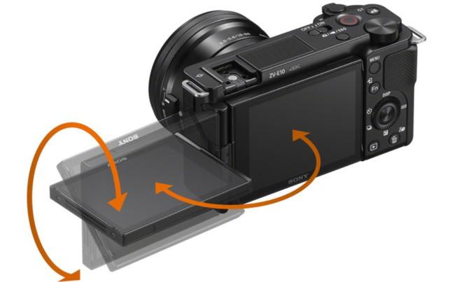 Sony ZV-E10 trình làng: Dòng máy cảm biến APS-C đầu tiên của Sony nhắm đến các vlogger, thiết kế như A6100, giá 18,9 triệu đồng - Ảnh 2.
