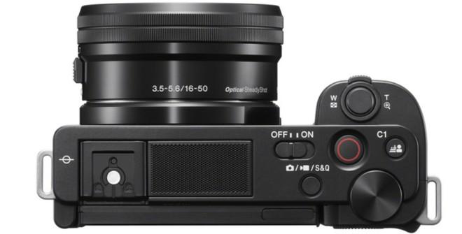 Sony ZV-E10 trình làng: Dòng máy cảm biến APS-C đầu tiên của Sony nhắm đến các vlogger, thiết kế như A6100, giá 18,9 triệu đồng - Ảnh 6.