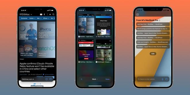 Hóa ra Google đã từng thử nghiệm giao diện tương tự Safari trên iOS 15, nhưng cuối cùng lại không tung ra cho mọi người dùng - Ảnh 1.