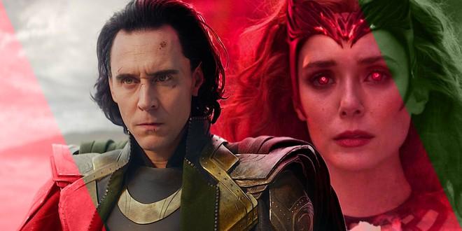 Fan chỉ ra hai chi tiết móc nối Loki và WandaVision: Scarlet Witch chính là kẻ lấy đi sự thông tuệ của He Who Remains - Ảnh 1.