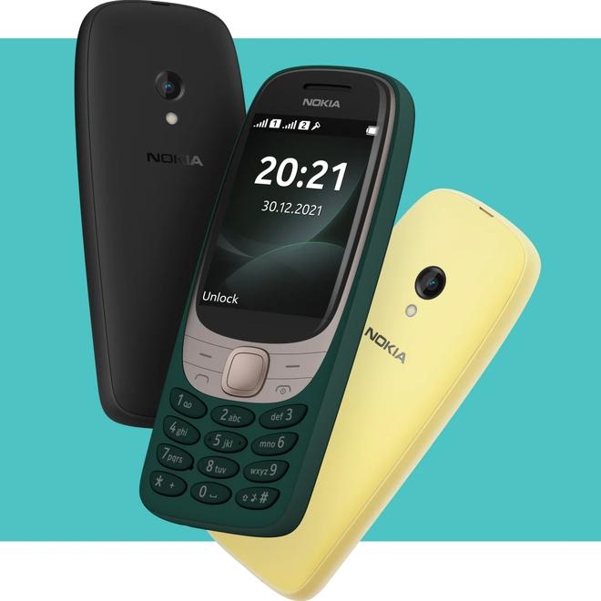 Nokia 6310 hồi sinh với thiết kế mới, giá 1.1 triệu đồng - Ảnh 1.