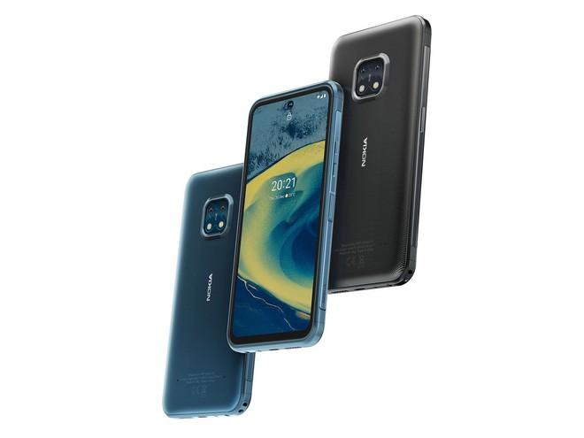 """Smartphone Nokia XR20 5G """"nồi đồng cối đá"""" chính thức ra mắt, giá 549 USD - Ảnh 2."""