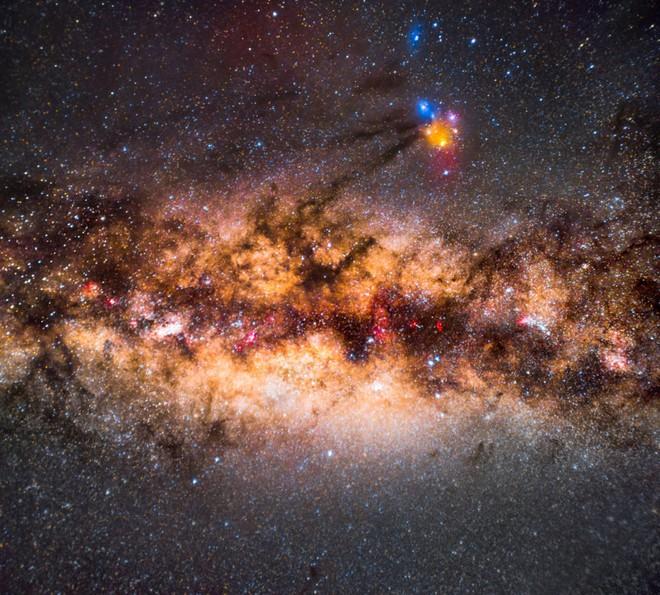 Những bức ảnh thiên văn đẹp mê hồn này được chụp bằng smartphone - Ảnh 4.