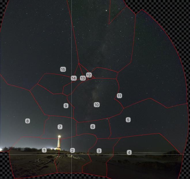 Những bức ảnh thiên văn đẹp mê hồn này được chụp bằng smartphone - Ảnh 6.