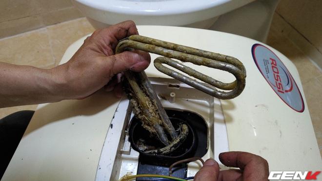 Định kỳ vệ sinh bình nóng lạnh: thực sự cần thiết hay chiêu trò của thợ điện nước để moi tiền gia chủ? - Ảnh 14.