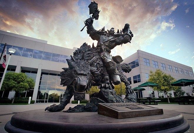 Nhân viên Activision Blizzard đồng loạt đình công, yêu cầu ban lãnh đạo chịu trách nhiệm về môi trường làm việc độc hại - Ảnh 1.