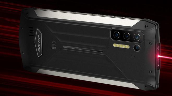 Ra mắt smartphone với pin 13.200mAh, đạt chuẩn kháng nước cao nhất thế giới - Ảnh 3.