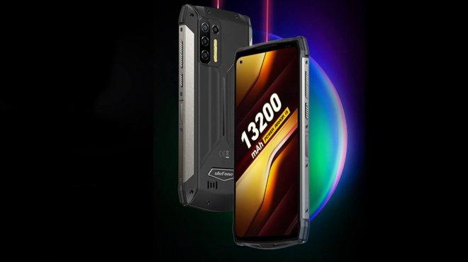 Ra mắt smartphone với pin 13.200mAh, đạt chuẩn kháng nước cao nhất thế giới - Ảnh 1.