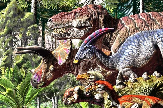 Thiên thạch chỉ là một đòn knock-out, khủng long đã trên bờ vực tuyệt chủng từ lâu trước khi va chạm xảy ra - Ảnh 2.