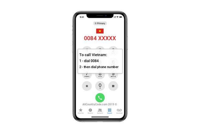 Tại sao trong một vài cuộc gọi, số điện thoại hiển thị lại có +84 và mất chữ số 0 ở đầu? - Ảnh 2.