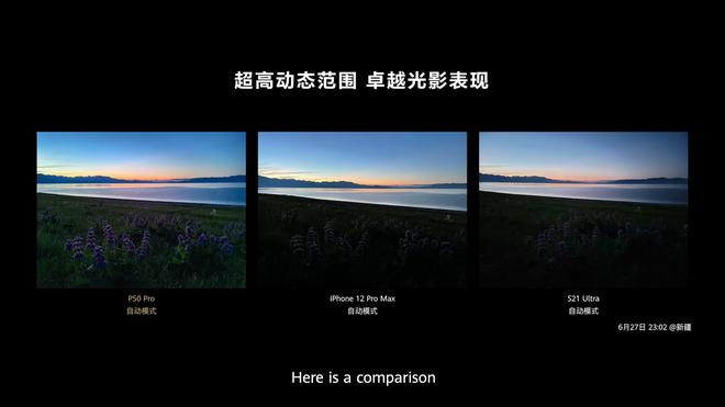 Không 5G, không Google, Huawei vẫn cho rằng smartphone của mình tốt hơn iPhone 12 Pro Max và Galaxy S21 Ultra như thế nào? - Ảnh 7.