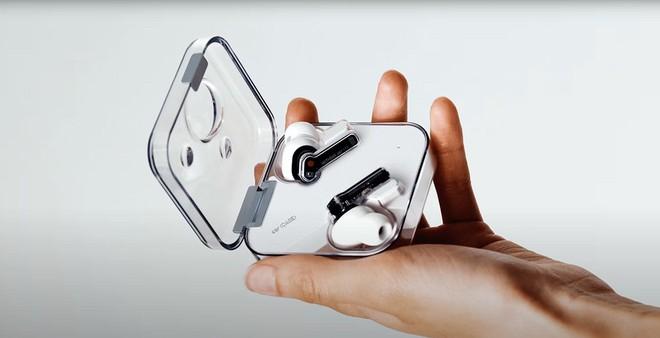 Công ty mới của cựu founder OnePlus ra mắt sản phẩm đầu tay: Tai nghe không dây Nothing Ear (1), giá 99 USD - Ảnh 2.