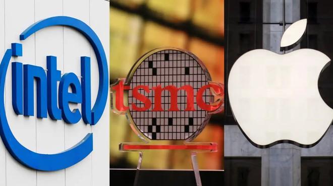 Apple, Intel sẽ là hai hãng đầu tiên sản xuất chip bằng tiến trình 3nm của TSMC - Ảnh 1.