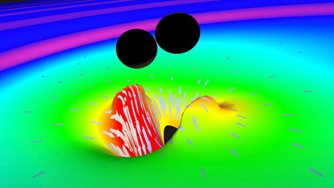 Định lý lỗ đen của Hawking lần đầu tiên được xác nhận trong các quan sát tự nhiên - Ảnh 3.