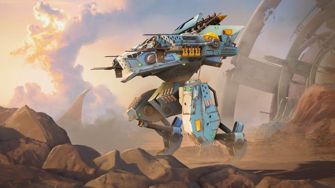 Các robot chiến đấu biết đi như người sắp trở thành sự thật - Ảnh 3.