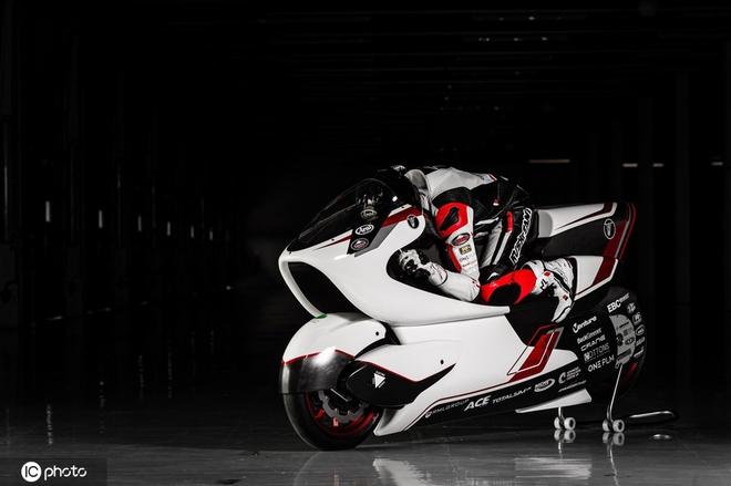 Công ty Anh chế tạo xe máy điện nhanh nhất thế giới với tốc độ vượt quá 400 km/h - Ảnh 7.