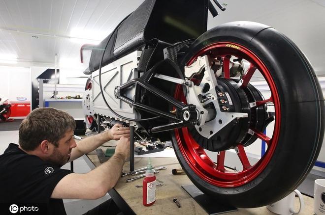 Công ty Anh chế tạo xe máy điện nhanh nhất thế giới với tốc độ vượt quá 400 km/h - Ảnh 6.